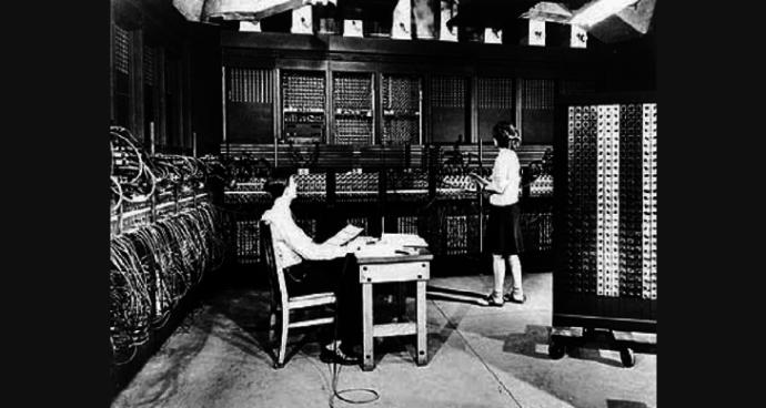 ENIAC 1949